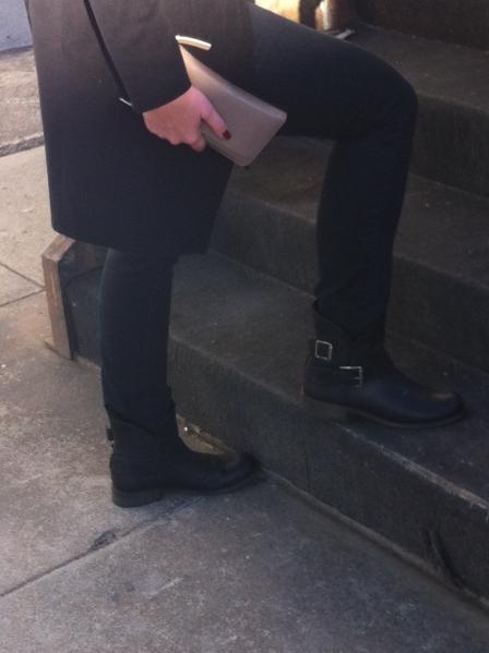 Basic Black Boots